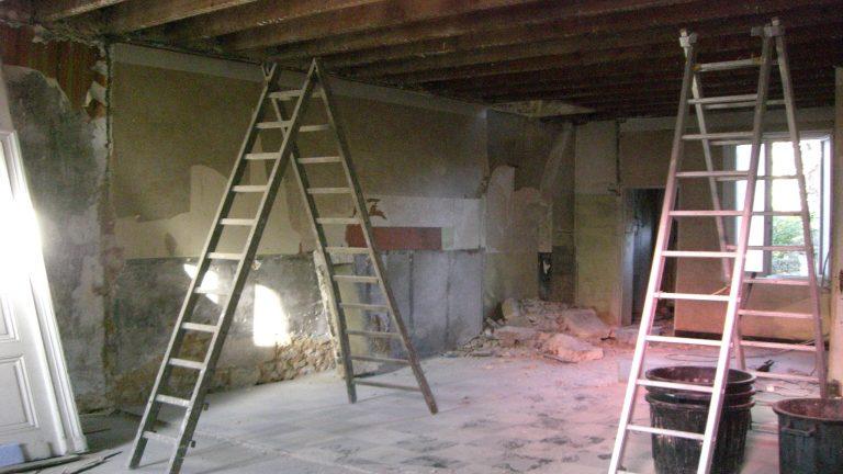 Maison travaux 1
