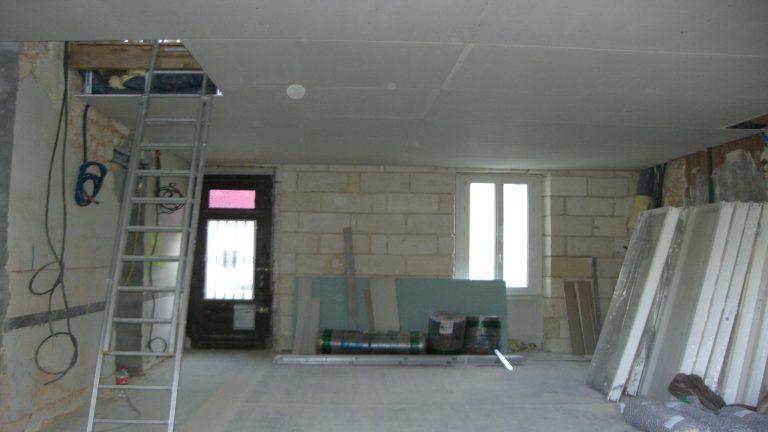 Maison travaux 7