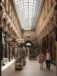shopping dans la galerie bordelaise à Bordeaux