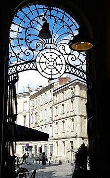 patrimoine historique de Bordeaux